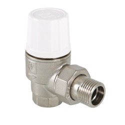"""Клапан термостатический VALTEC,повыш .пропускной способности угловой 3/4"""""""