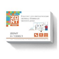 Контроллер отопительный ZONT H1000.01