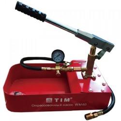 Аппарат TIM опрессовочный 7л  WM-60