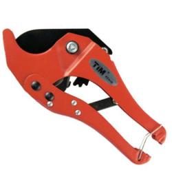 Ножницы для резки металлоплатиковой трубы, красный, Ø 16-42 мм