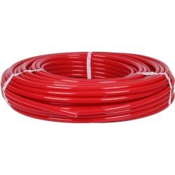 STOUT 20х2,0 (бухта 240 метров) PEX-a труба из сшитого полиэтилена с кислородным слоем, красная