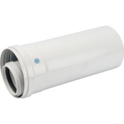 Элемент дымохода конденсац. STOUT труба 250 мм DN60/100 м/п PP-FE