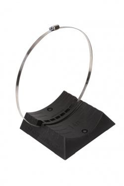 Кронштейн (РР) со стальным хомутом для крепления расширительных баков отопления 10 л.