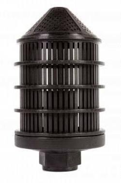 Водозаборный фильтр 1МП (Диам. - 95 мм, присоед. - 32 мм)