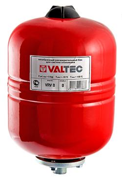 Расширительные баки VALTEC