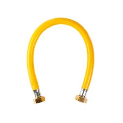 Шланг газовый ПВХ 1/2. г/г 0,8 м A-PLUS