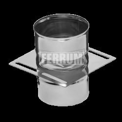 Площадка монтажная Ferrum (430/0,8 мм) Ø120
