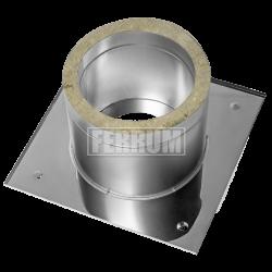 Потолочно проходной узел (430/0,5 мм +термо) max t=450° C Ф280