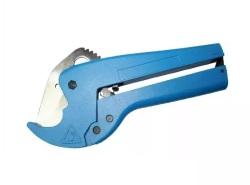 Ножницы для резки металлоплатиковой трубы, голубой, Ø 16-42 мм