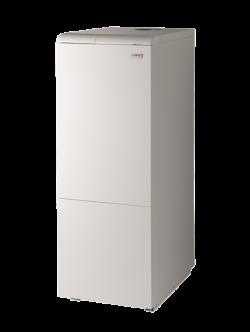 Газовый напольный котел Protherm Медведь 50 KLZ с чугунным теплообменником (Встроенный бойлер 90 л)