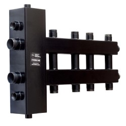 Гидравлический разделитель модульного типа DIAL STEEL GRM 5х100 арт.STGRM5/100