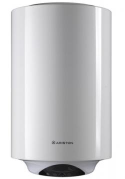 Электрический накопительный настенный водонагреватель Ariston ABS PRO R 80 V Slim