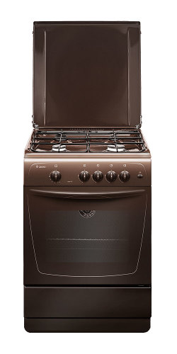 Газовая плита Гефест 1200 C7  K19  (brown)