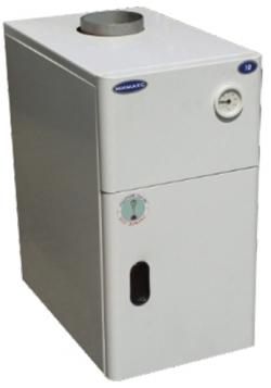 Газовый напольный котел Мимакс КСГ-25 с термогидравлической автоматикой (одноконтурный)