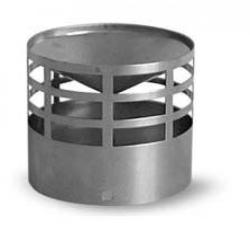 Baxi. Наконечник для раздельных труб диам. 80 мм  Артикул KHG 714010410