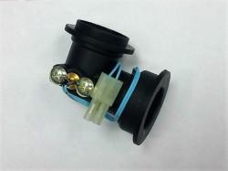 Фитинг контура отопления угловой для темп. датчика Navien. Арт. 20007899C (BH2507498B) (BH2507434A)