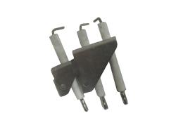 Электрод розжига и ионизации (комплект) Gaz 4000 W Bosch 8 719 905 149
