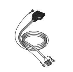 Линия подключения газового клапана с блоком управления Gasventil/Hilfserde Viessmann 7825554