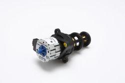 Шаговый двигатель модуля обратной магистрали — 3-х ходовой клапан Viessmann 7832404 (7823102)