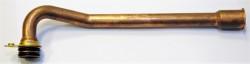 Трубка насоса/теплообменника BAXI 710538600