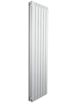 Дизайнерские алюминиевые радиаторы Fondital GARDA DUAL 80 ALETERNUM  1800 (5 сек)