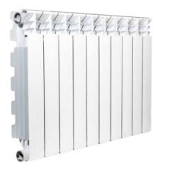 Алюминиевый радиатор Fondital EXCLUSIVO B4 350/100 (8 сек)