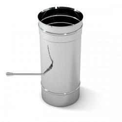 Шибер Ferrum (430/0,5 мм) Ø100