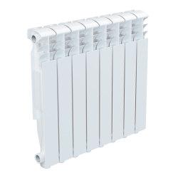 Алюминиевый радиатор Lammin ECO AL500/80 10 секций