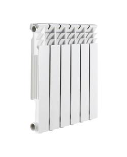 Биметаллический радиатор ROMMER Optima BM 500/78 6 секций