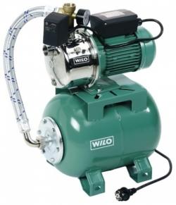 Самовсасывающая установка водоснабжения Wilo HWJ