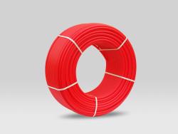 B613001003 Труба PN6 красная в бухтах 16x1,5 - 200m Comap BetaPEX EVOH