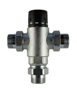 """Термостатический смесительный клапан TIM 1""""  НР 38-60°C"""