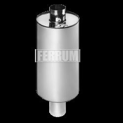 Бак круглый Ferrum на трубе