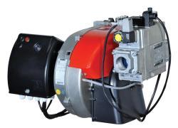 Горелка газовая Ecoflam MAX GAS 250 P TW TL