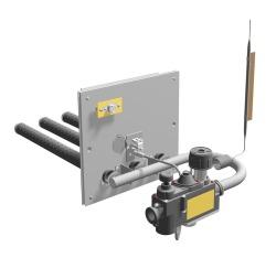 Горелка САБК 3-ТБ 4 П банная (19,2 кВт) с пьезо
