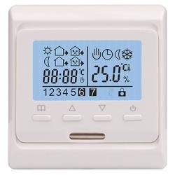 Электронный термостатTIM(недельное программирование) выносной датчик RTC03 в комплекте