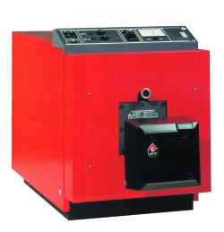 Напольный стальной одноконтурные котел ACV Compact A 200 (без горелки)