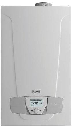 Газовые конденсационные котлы BAXI LUNA Platinum+ (двухконтурные)
